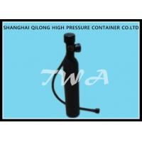 Wholesale Diving Pressed Steel Scuba Tanks DOT3AL 2.82L Lightweight Scuba Tank from china suppliers