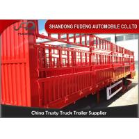Wholesale Removable Side Wall Semi Trailer 1800 Mm Fence To Transport Fruit Vegetable from china suppliers