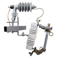Wholesale 15kV and 27kV Surge Arrester / type L Dropout Fuse Cutout Combination 100A 200A from china suppliers