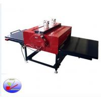Wholesale Max width pneumatic double sublimation heat prees machine  for coth printing (FZLC-B4) from china suppliers