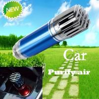 Wholesale Exquisite Red Portable Negative Ions Car Air Purifiers and Indoor Air Filters for Smokers from china suppliers