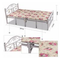 Wholesale Compact Folding Single Guest Bed , Queen Size Folding Guest Beds For Small Rooms from china suppliers