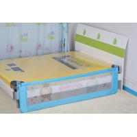 Wholesale Queen Size 1.8m Folding Bed Rail For Toddlers / Safe Sleeper Bed Rail from china suppliers