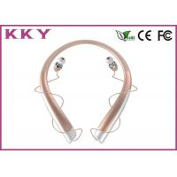 Wholesale Portable Bluetooth Headphone CVC Noise Reduction Sports Earphone with Vibratory Function from china suppliers
