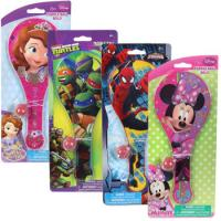 Wholesale Disney Princesses Plastic Paddle Ball Toy For Prize Boxes from china suppliers