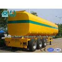 Quality Customized Design Durable Oil Tanker Trailer 385 / 65R22.5 Tubeless Tire for sale