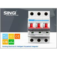 Wholesale C40 40A / 220V / 380V Miniature Circuit Breakers / household circuit breakers from china suppliers