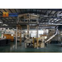 Wholesale PET Non Adhesive Thermo Bonding Machine For Making Sofa Filler /  Stiff Wadding from china suppliers