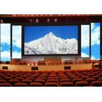 Wholesale SMD Programable Full Color Outdoor Led Screen Rental P5.95mm / P6mm Seamless Cabinet from china suppliers