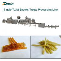 Buy cheap Automatic Twin Screw Multi-shape Dog Snacks Extruding Machine from wholesalers