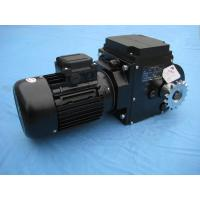 China 600Nm 5.2rpm electric Gear Motors for greenhouse screening systems on sale