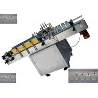 Wholesale Self Adhesive Automatic Label Applicator Machine For Hot Melt Glue / Bopp Labeling from china suppliers