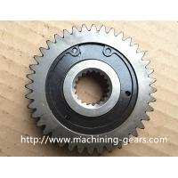 Wholesale Spur Differential Ring Gear / Ball Mill Girth Gear Diameter 100m -2000mm from china suppliers