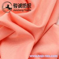 Wholesale Hot recycle bamboo and  cotton/rayon blend fabric for polo shirt/underwear/apparel fabric from china suppliers