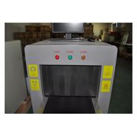 Quality Durable X Ray Baggage Scanner At Airports / X Ray Baggage Machine Save Electricity for sale