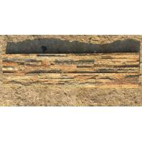 Wholesale Rustic Quartzite Waterfall Shape Ledgestone,Retaining Wall Panel,Quartzite Culture Stone,Mini Stacked Stone from china suppliers