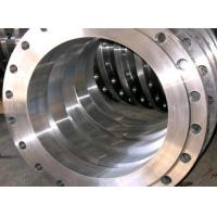 Wholesale 316Ti Stainless Steel Plate Flange , ANSI / API from china suppliers