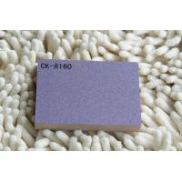 Quality single color sparkle UV glossy board for kitchen cabinets for sale