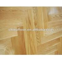 Buy cheap Prefinished Oak Parquet Engineered Flooring from wholesalers
