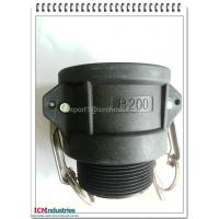 Wholesale hot sales PP camlock quick Coupling Type B from china suppliers