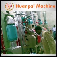 Wholesale small scale maize flour mill plant from china suppliers
