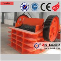 Wholesale Large Crushing Capacity Dolomite Jaw Crusher from china suppliers