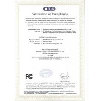 Shinny Gifts CO., Ltd Certifications
