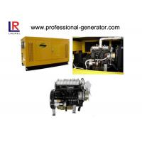 China Water Cooling 10kw / 12kva Soundproof Diesel Generator with AC Three Phase Brushless on sale