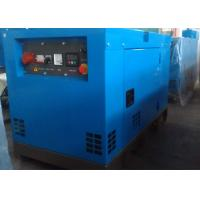 China 30kva 24kw Silent Generator Set with Cummins motor noise level 68 dB 7 meters on sale