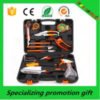 Wholesale Custom Promotional Tool Kits , Multifunction 12 PCS Garden Tools Set from china suppliers