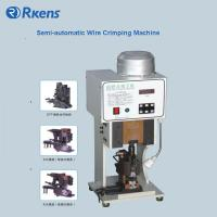 Wholesale Semi-automatic Mute Wire Crimping Machine from china suppliers