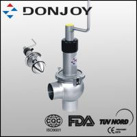 Wholesale DN 25-DN100 Clamped Stainless Steel 304 Regulating valve Standard Normally Closed from china suppliers