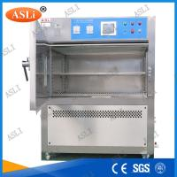 Wholesale CE Certified Programmable UV Aging Test Chamber With 304 Stainless Steel from china suppliers