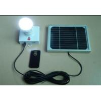 Buy cheap Remote Control LED Solar Camping Lamp from wholesalers