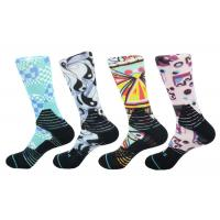 Wholesale Polyester/ Spandex / Elastane  Make to order  3D-Printing Socks from china suppliers