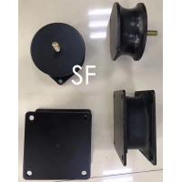 Wholesale Vibration Mechanical Rubber Engine Mounts , Custom Made Rubber Snubber Block from china suppliers