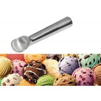 Wholesale Commercial Standard Size Heated Ice Cream Scoop Stainless Steel Materials from china suppliers