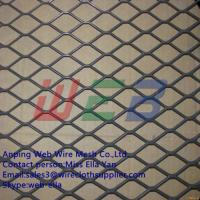 Buy cheap Expanded metal lath for construction (Anping Manufacturer) from wholesalers