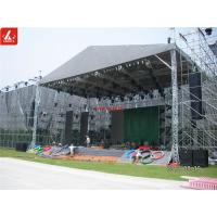 Wholesale 6082 T6 Aluminium Box Truss System 0.9ft - 3.3ft For Outdoor Celebration Party from china suppliers