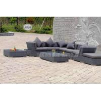 Wholesale Fashion Patio Furniture Sofa Sets With Table All Weather For Living Room from china suppliers