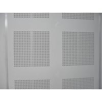 Wholesale Perforated MGO board with Round Hole from china suppliers