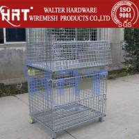 Wholesale Collapsible Logistic Pallet Cage from china suppliers