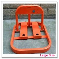Buy cheap Cheap and High Quality  Manual Car Parking Lock Position Parking Lot Block Car Wheel Lock from wholesalers