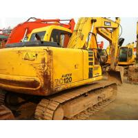 Wholesale sell used komatsu excavator PC120-6 0086 131 6700 3691 from china suppliers