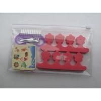 Wholesale Easy use Fake Nails Kit with 1PC Nail clipper / 1pc plastic brush from china suppliers