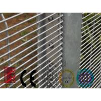 Wholesale Anti Climb And Anti Cut Fence Security Airport Prison Barbed Wire Fence-Clearvu from china suppliers