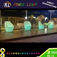 Wholesale Event Furniture Outdoor Bar Furniture LED Sofa from china suppliers