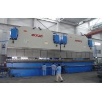 Wholesale Safe CNC Synchro hydraulic tandem press brake  14000mm Width 2-1200T / 7000mm from china suppliers