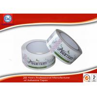 Wholesale Custom Printed BOPP Packaging Tape Acrylic Adhesive For Carton Sealing from china suppliers
