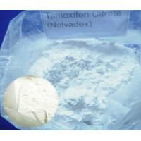Wholesale Safe Anti-estrogen Steroids Tamoxifen 54965-24-1 White Powder For Cancer Treatment from china suppliers